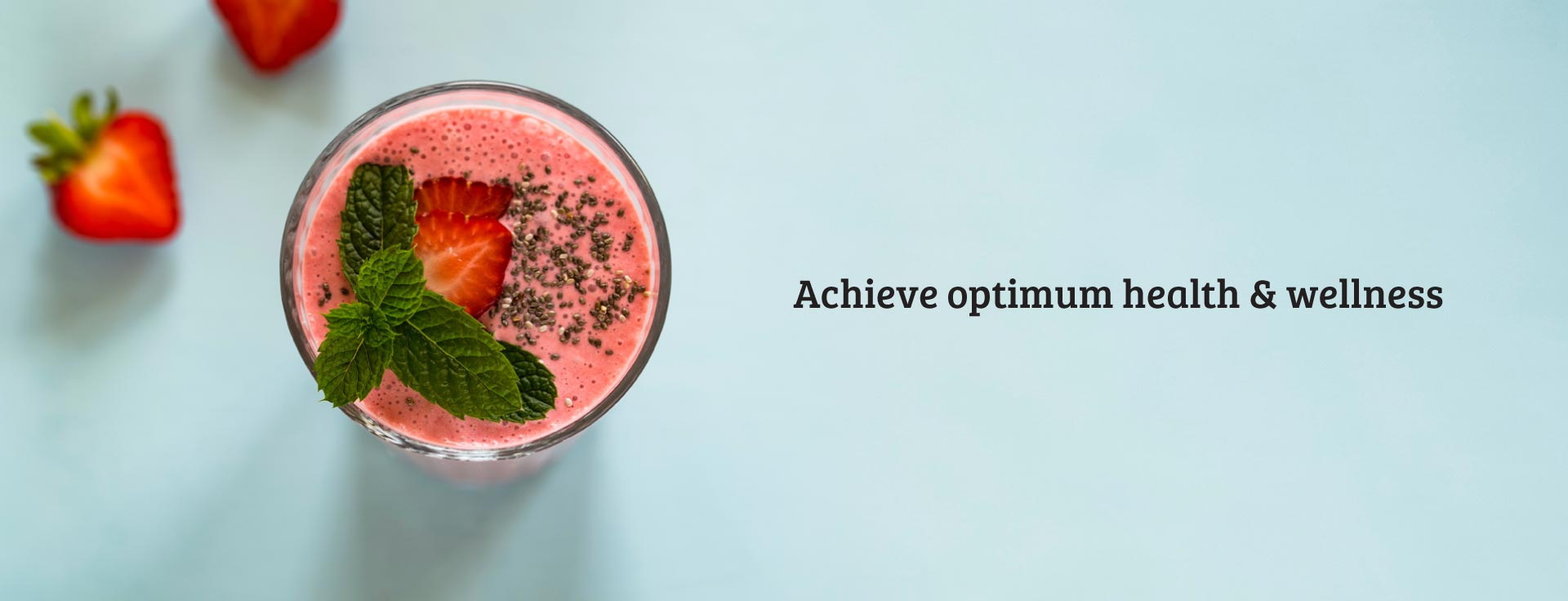 Achieve Optimum Wellness
